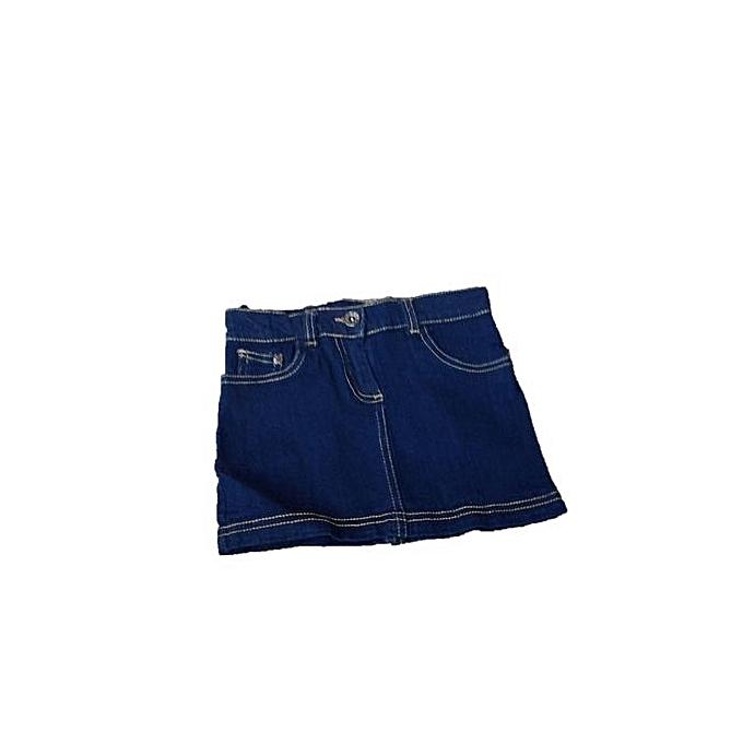 09fc95ce2c Zara Kids Girls Denim Skirt