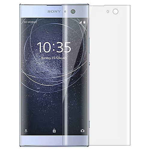 Generic Mofi For Sony Xperia Xa2 0 3mm 9h Surface Hardness Curved Edge Anti Scratch Hd Full Coverage Tempered Gl Screen Protector Transpa