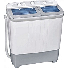 Used, 10KG WASHING MACHINE TOP LOADER AND SEPARATE DRY SPINNING TUB {PVWD10K} for sale  Nigeria