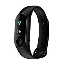 5150aa41e Smart Bracelet M3 Plus Sport Bracelet 0.96 TFT Touch Screen BT 4.0 Fitness  Tracker Heart Rate