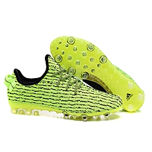 Explosions In 2019【Ready Stock】100% Adida YZY FG Soccer Shoes (adidas YZY FG Boots)size Eur39-45---【Yellow】 for sale  Nigeria