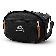 H921 Sling Bag Ultra-light Chest Cross-body Shoulder Bag Day-pack For Travelling Hiking Camping Office Outdoor Sports(Black Color) for sale  Nigeria