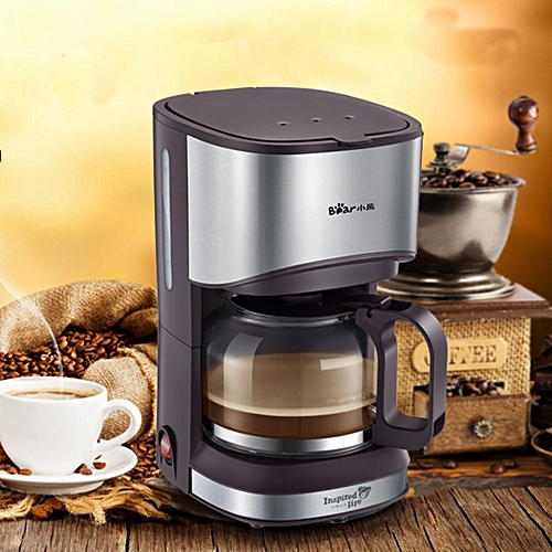 Professional Cappuccino Latte Coffee Maker Machine Stainless Steel