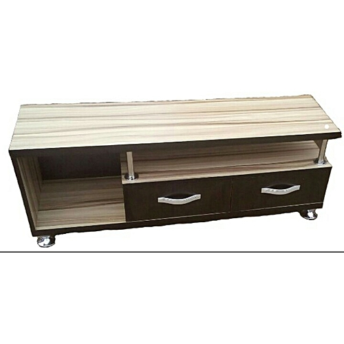 TV Stand Shelve With Two Drawers