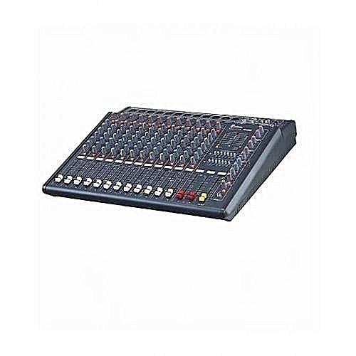 Pro 12 Channels Mixer With USB