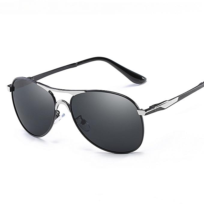 2890f1903a Fashion Men s Sunglasses Men Pilot Polarized Sun Glasses Eyeglasses ...