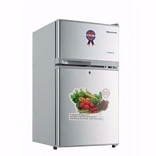 Double Door Refrigerator PVDD-202SL