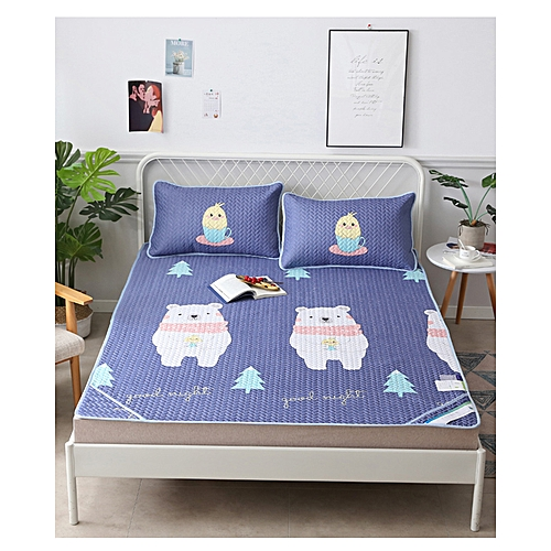 Air Conditioning Soft Cool Bed Mat DBXL Three Pieces Sets