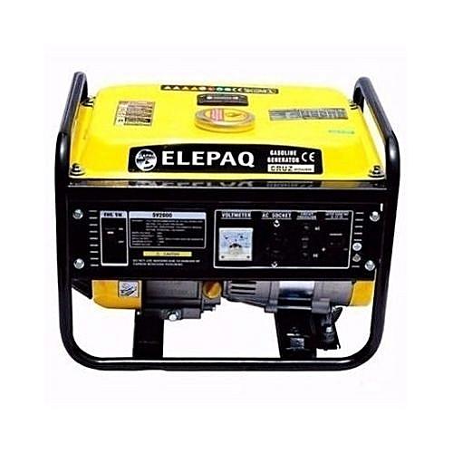 Elepaq SV2200 1.3KVA Manual Start Generator