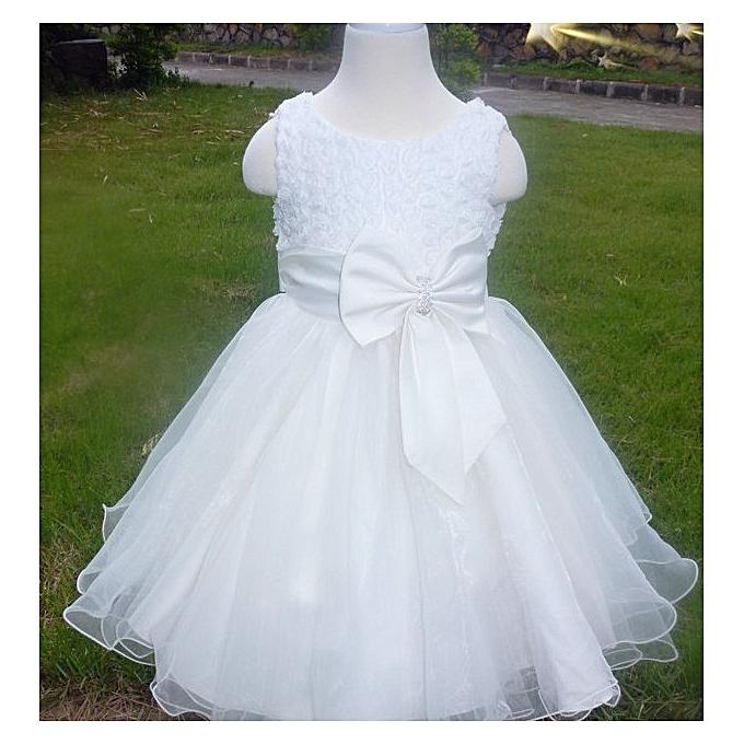 7dec4e5c4 Summer Children'S Wear New Girl Party Tie Belt Pure Color Yarn Mesh Vest  Skirt Baby Girl