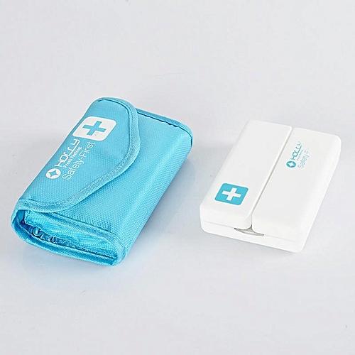 1 Pcs Portable Magnetic Seal Pill Box Pill Bag For Pill Case For Travel # Pill Bag