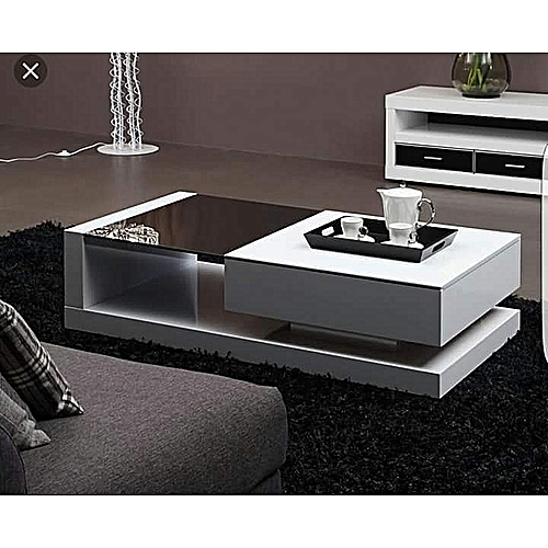White Coffee Center Table (DELIVERY WITHIN LAGOS ONLY)