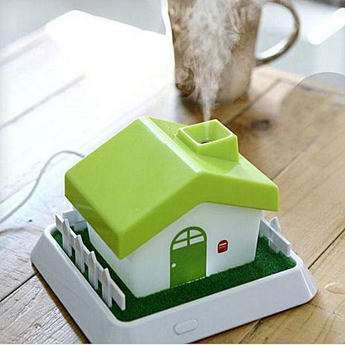 Mini House Ultrasonic USB Humidifier