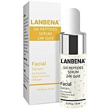 Sanwood Women Ageless Face Lift Firming Pure Hyaluronic Acid Anti Wrinkle Skin Care Essential Oil Yonka Vital Defense SAMPLES 3 TRAVEL TUBES 0.17oz/5ml NEW
