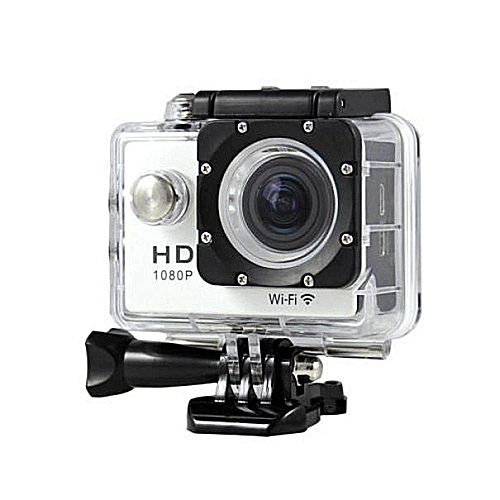 WIFI 1080P Full HD DV Sports Recorder Car Waterproof Camera Camcorder WH