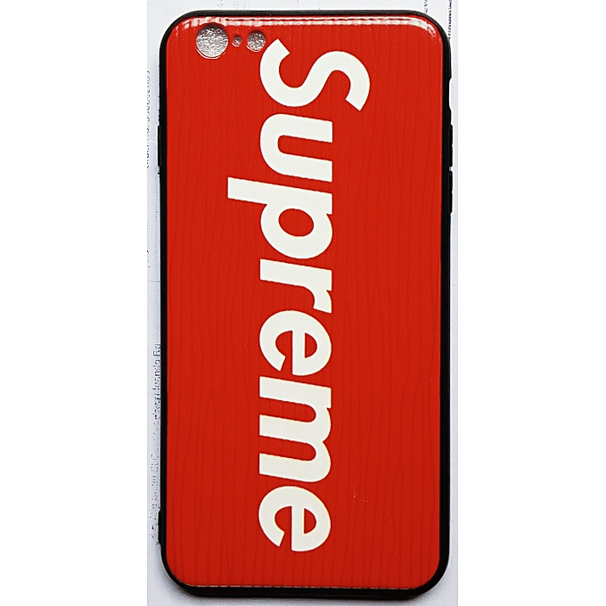 newest collection 87475 40b71 Iphone 8 Plus Iconic Supreme Case
