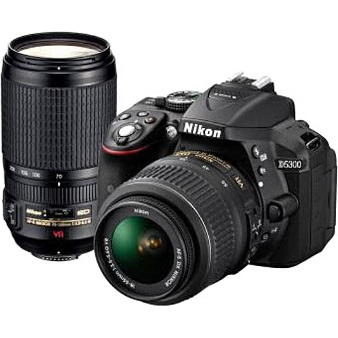 Nikon Single-Lens Reflex Digital Camera