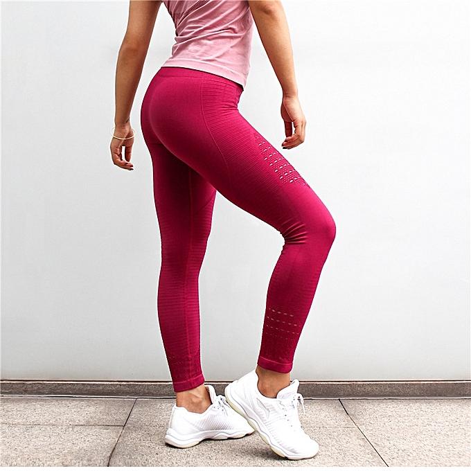 ac2ee874325dbe Female High Waist Shark Gym Yoga Pants Fitness Gym Leggings Fitness Sports  Seamless Top Leggings High