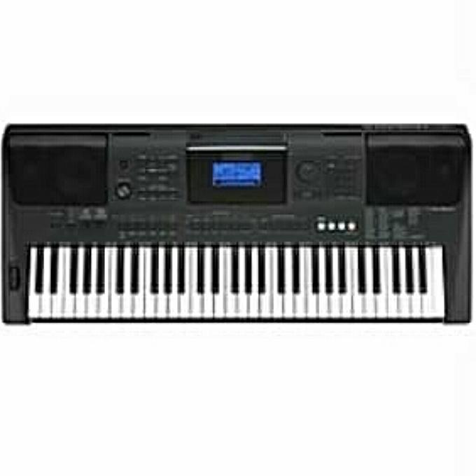yamaha psr e463 443 61 keys keyboard piano with record 5 octave usb adaptor black jumia. Black Bedroom Furniture Sets. Home Design Ideas