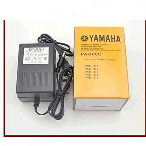 Piano Keyboard Power Adapter 12V 2A Transformer Charger Cable