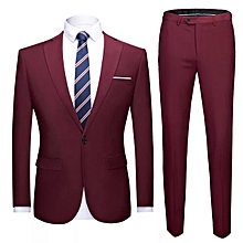 a49c0926b75 Men  039 s Turkey Suit - Wine ...