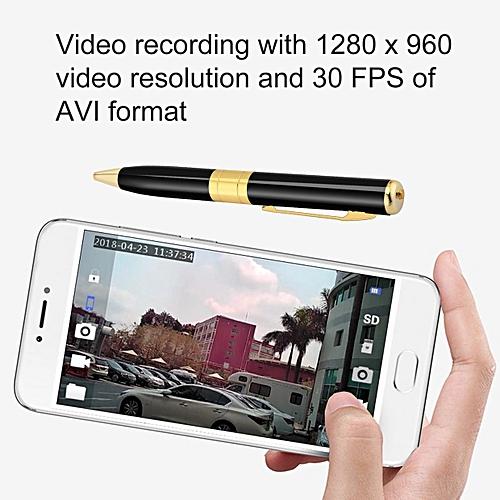 Mini HD USB DV Camera Pen Recorder Security DVR Cam Video