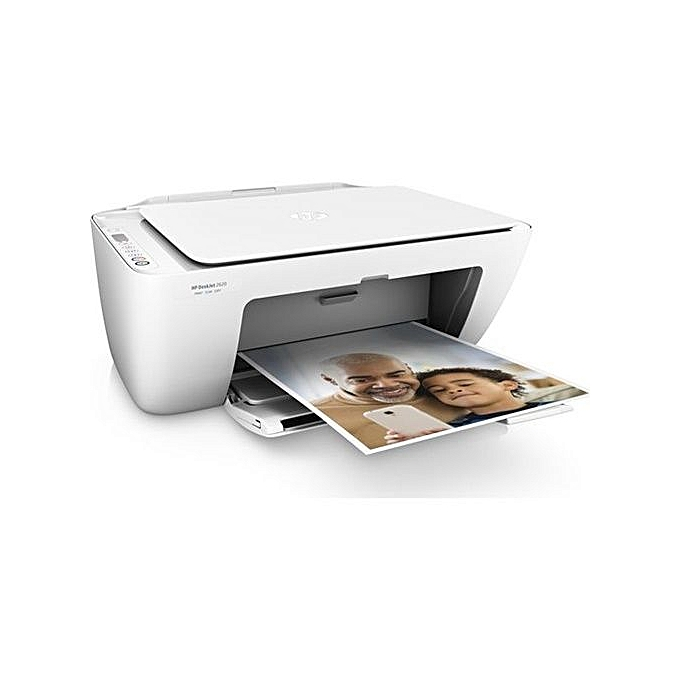 Hp DeskJet 2620 All-in-One Wireless Inkjet Colour Printer