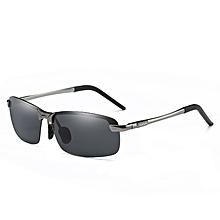df2553ad04 2017 AORON Mens Luxury Polarized Sunglasses Brand LOGO Classic Unisex  Goggles Womens Designer Leisure Glasses Oculos