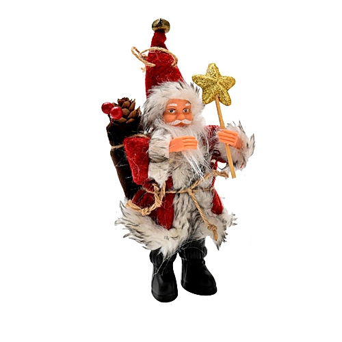 Christmas Tree Decor Candy Bag Ornaments Xmas Decor Santa Claus Party Decor Wannag