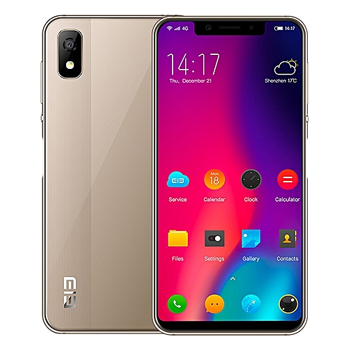 "ELEPHONE A4 3GB RAM 16GB ROM 5.85""Full Screen Side Fingerprint Android 8.1 4G LTE Smartphone"