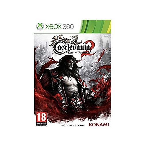 Castlevania Lord Of Shadows 2 - Xbox 360