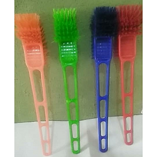 4 Muiti Functional Cleaning Brushes + 2 Free Hand Towel