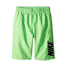 49f4ec68d5 Nike Kids Swim Breaker Volley Short (Big Kids) - MD (10-12