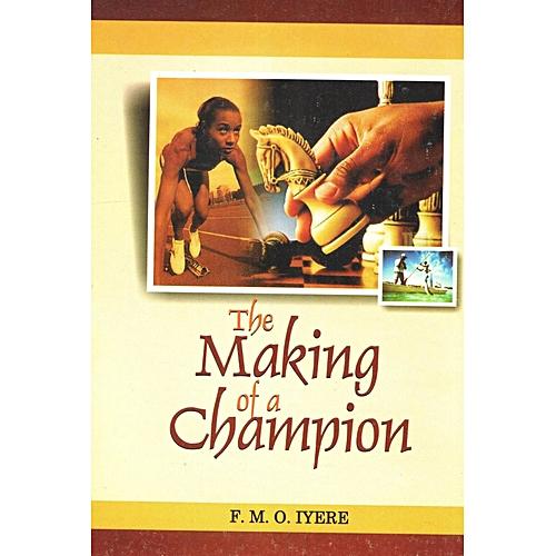 6e0100cc3 Jumia Books THE MAKING OF A CHAMPION
