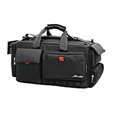 Used, NEW PROFESSIONAL Video Functional Camera Bag Backpack For Nikon Sony Panasonic Leica Samsung Canon JVC Case  MSDD(#LARGE) for sale  Nigeria