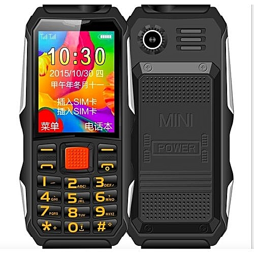 Ultimate 4800ML Super Standby Three Anti-mobile Phone