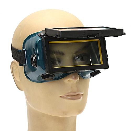 Solar Auto Darkening Welding Mask Helmet Eyes Goggle Welder Pro Glasses Arc Dmd