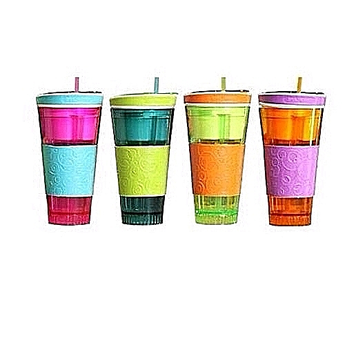 Snackeez 2 In 1 Snack And Drink Cup