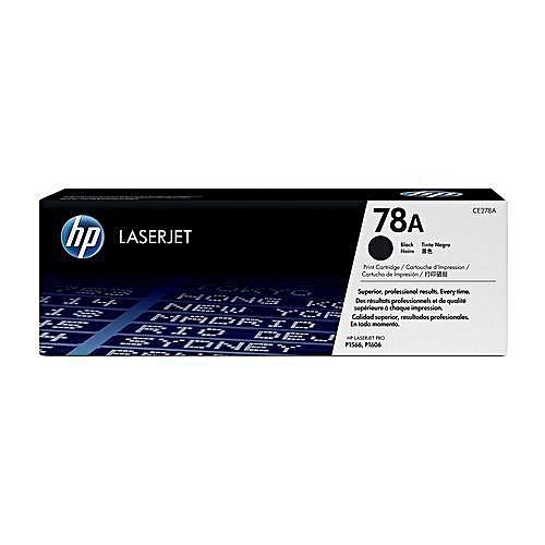 78A Laserjet Toner Cartridge Black (CE278A)