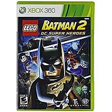 Xbox 360 Lego Batman Dc Super Heroes for sale  Nigeria