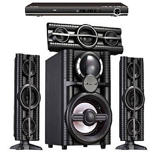 3.1Ch Bluetooth Home Theatre System - JP-A3 + DVD Player