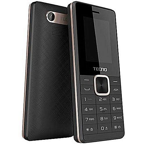 T349 DUAL SIM- Camera,Bluetooth,memorycard Space,FM Radio,Dark Black.