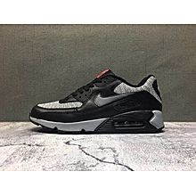 b9bfabd37a Nike Air MAX 90 Men's ESSENTIAL Running Shoes Comfortable Durable  Breathable Sneakers