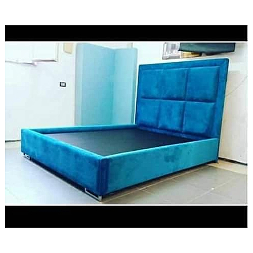 Camilfox 6by6bed(No Matress)+Free Pillow-Free Lagos Delivery