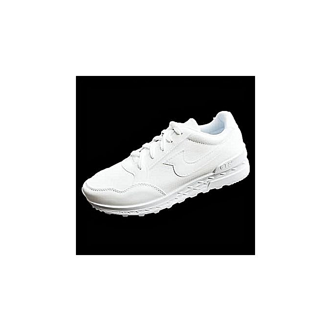 dfc7cae6c520 GTS EpicStep Unisex Sport Sneakers Canvas - White