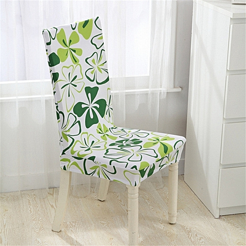 7 Pattern Floral Print Chair Covers Home Dining Multifunctional Spandex Chair Cover Elastic Cloth Universal Stretch