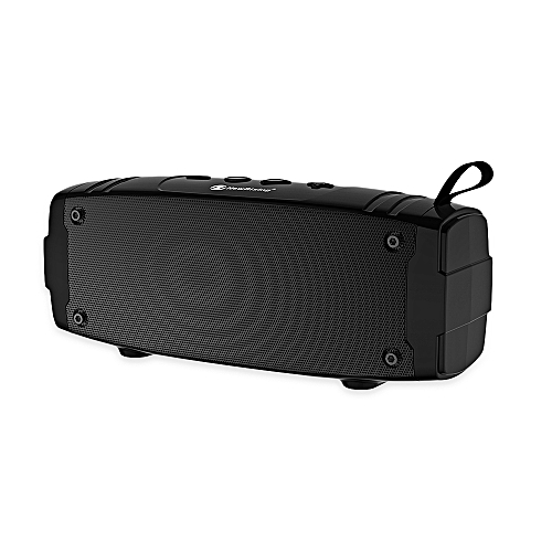 NewRixing NR - 3020 Outdoor Wireless Bluetooth Stereo Speaker Portable Player-BLACK