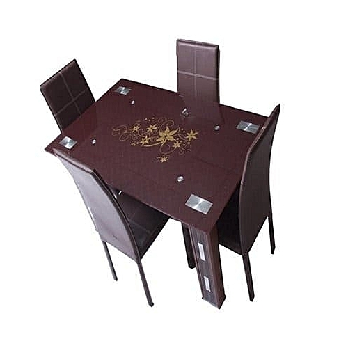 Ultimate Magnolia Dining Table With 4 Chairs