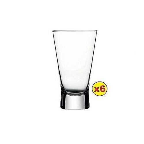 Petra Beer Glass Set - 6pcs