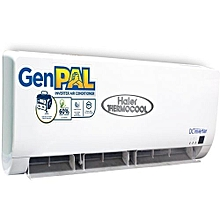 Inverter Air Conditioner (1HP) GENPAL (White) HSU-09LNEB-01